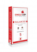 Кофе в капсулах BALANCED Single Cup Coffee (10шт)